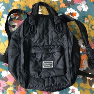 Marc by Marc Jacobs Quilted Backpack